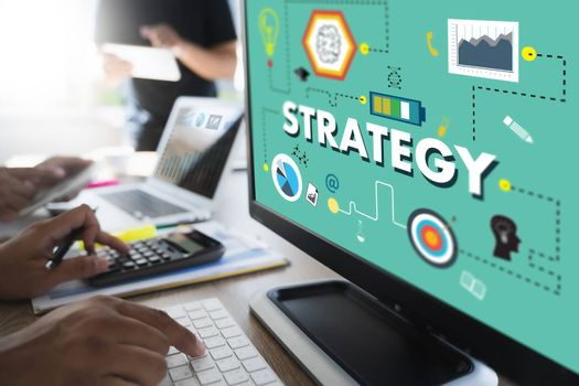 Business planning strategy creative agency business brain storm Creative and inspiration User experience