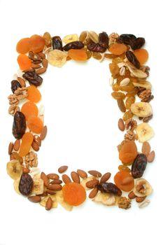 Raisins and nuts