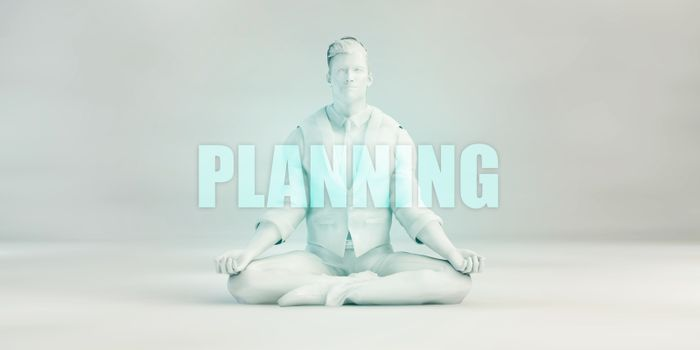 Planning and Keeping Calm Zen State Easy Solutions