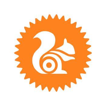 UC Browser logo. UC Browser is a web browser developed by UCWeb. UC Browser app . Kharkiv, Ukraine - June, 2020