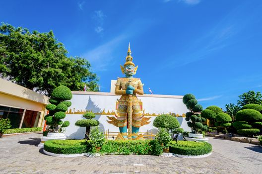 Mini Siam, Pattaya, Chonburi Province, Thailand.