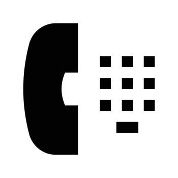dial pad