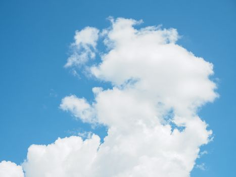 Blue sky and white clouds photos