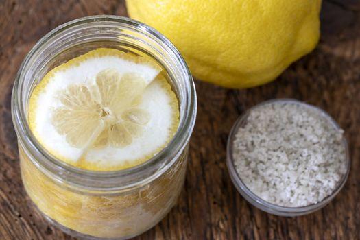 israeli salted lemon