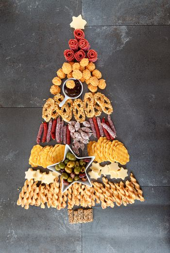 Savory snacks for the holidays