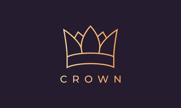 Crown Logo (Vector)