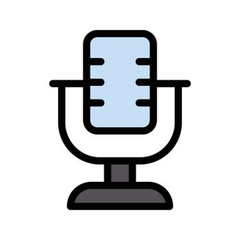 Microphone (Clipart)