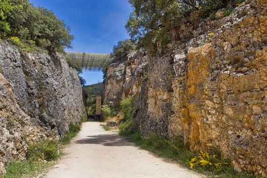 Arqueological Site of Atapuerca, Atapuerca Mountains, Spain