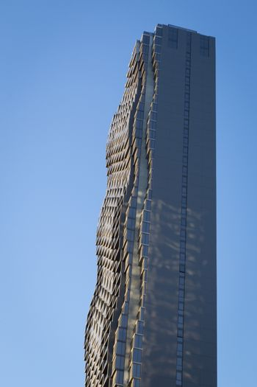 Abode 318 building in Melbourne, Australia