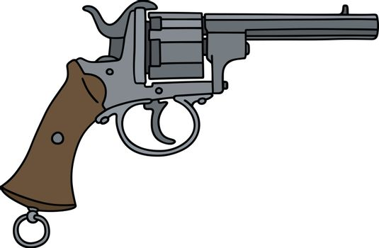 The old revolver
