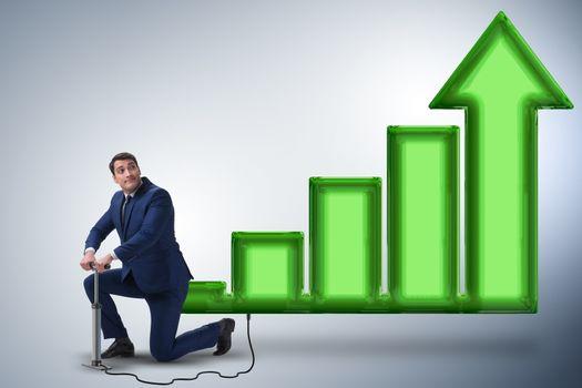 Economist pumping economic growth in economy