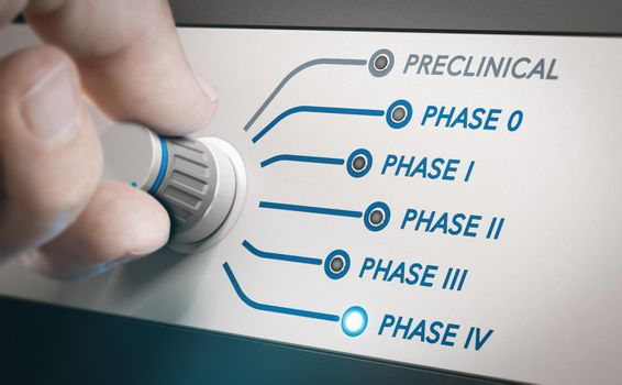 Medical Research, Phases of Vaccine Clinical Trials.