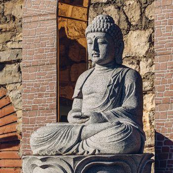 Statue of a Buddha