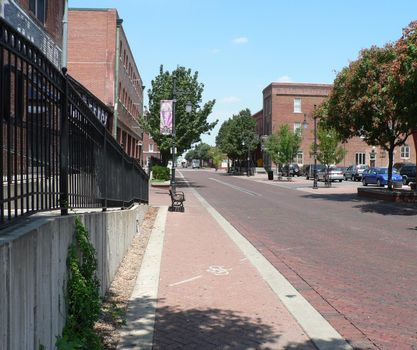 Wichita, Kansas Streetscene
