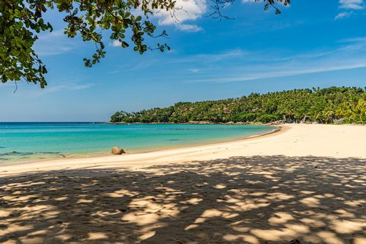 Pansea Surin Beach Phuket, serene beauty