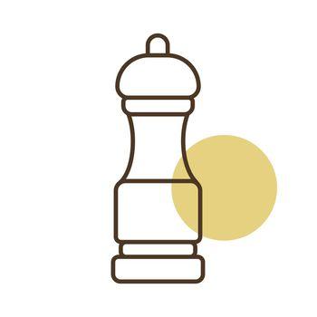 Pepper mill icon