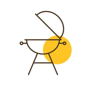 Grill BBQ icon