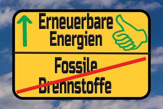 Renewable energies and sustainability