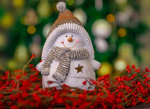 Little Snowman Souvenir
