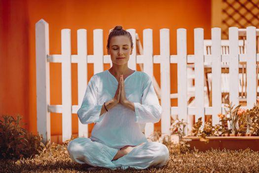 Outdoors Meditation