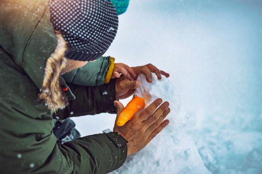 Traditional Winter Fun
