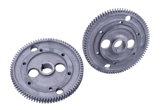 The gear motor of the machine details of automobile engineering