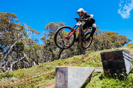 Victorian Downhill Series Mt Buller - Race Day