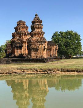 Khmer temple Prasat Si Khoraphum