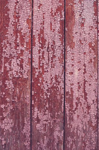 natural old red vintage wood background