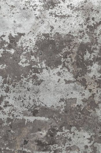 Dark Hard Rust On An Old Sheet Of Metal Texture. Iron Surface Full Area Background Pattern, Rust Surface. Copy space, No focus, specifically.