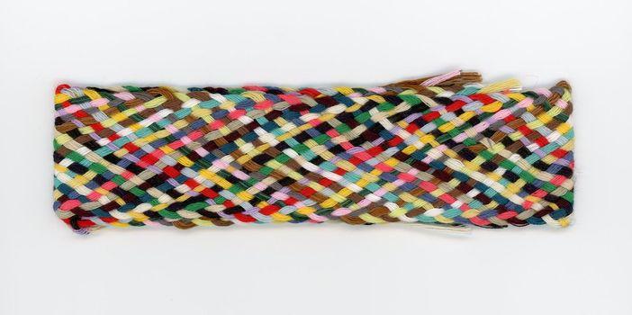 Sew Thread Plait