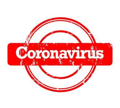 Coronavirus stamp