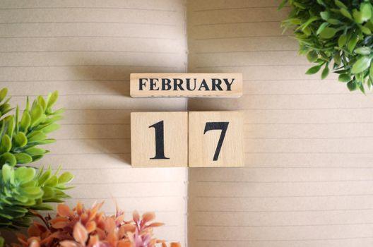 February 17.