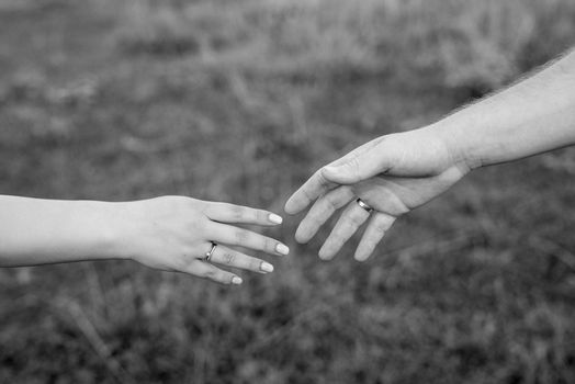 scheme of handshaking and distancing in psychology and the science of body
