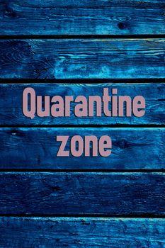 Coronavirus pandemic health advice.  stay at home.   Social distance. quarantined