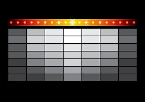 Entertainment blockbuster template