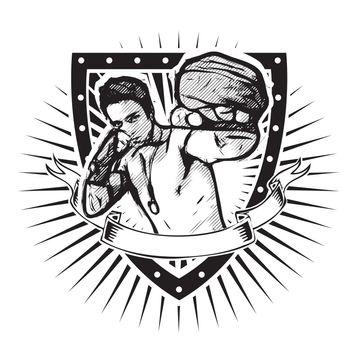 fighter shield