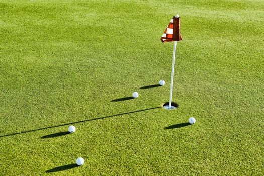 Photo of Practice Putting Green