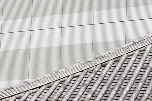 Traditional and Modern Architecture in Tokyo