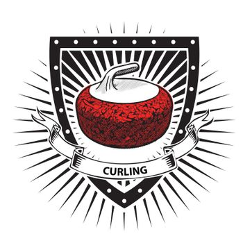 curling shield