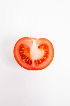 Slice of tomato