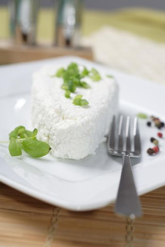 White Polish cheese