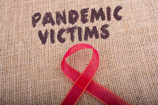 COVID-19 coronavirus pandemic Sympathy With the Victims