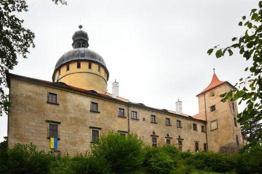 Grabstejn Chateau in Czech Republic