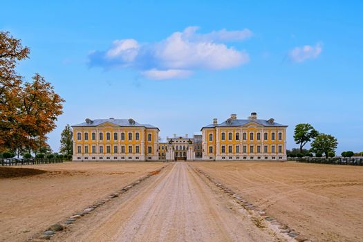 Old Palace in Latvia