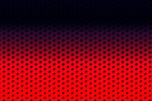 holes in black metal textured background