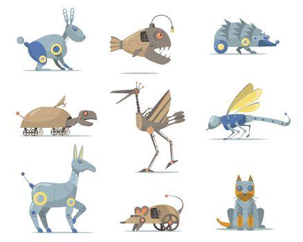 Robotics animals set