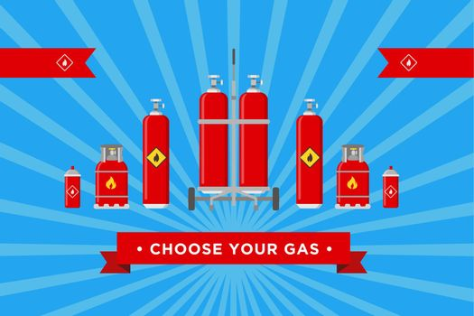Choose your gas cover design