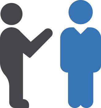 user talk