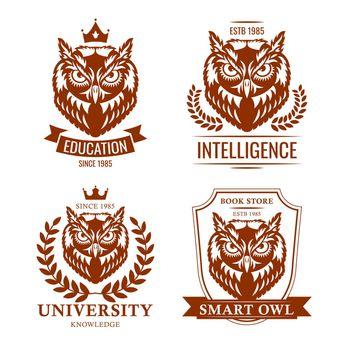 Smart owl set